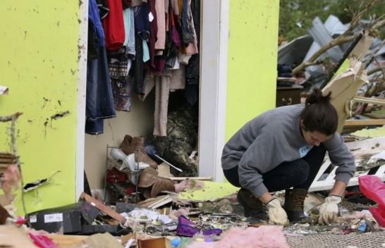 Stuhitë shkaktojnë përmbytje dhe ndërprerje rryme