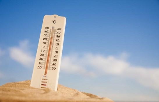 Temperaturat mesatare për muajin gusht në qytete europiane, edhe Prishtina në mesin e tyre