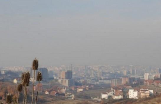 Ndotja e ajrit po kërcënon shëndetin e popullatës!