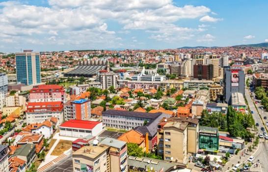 Temperaturat e ajrit në Prishtinë, 2009 – 2018 °C
