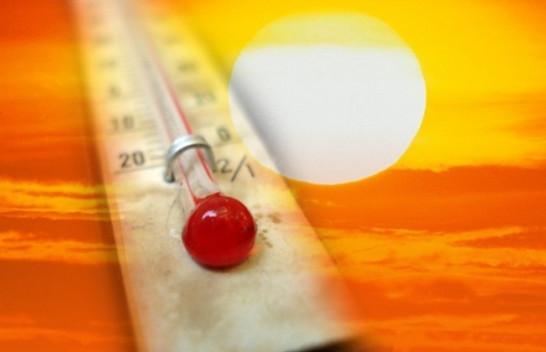 Pas qershorit dhe korrikut, gushti muaji i dytë më i nxehtë në 40 vjetët e fundit