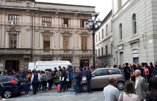 Tërmeti dridh Italinë