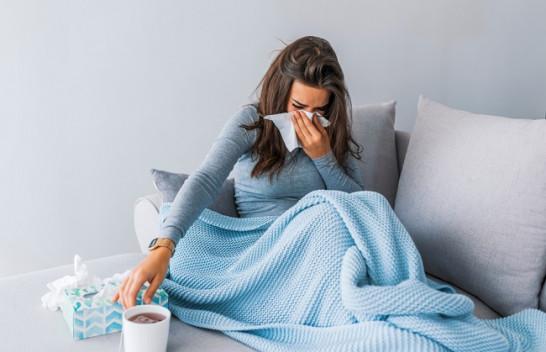 Pesë këshilla për të lehtësuar gripin
