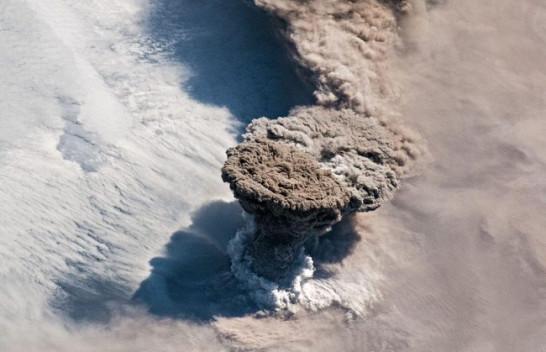 Satelitet e NASA-s filmojnë formimin e një ishulli