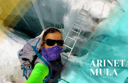 Njihuni me Arinetën, pushtuesen e Mount Everestit e deri të ballafaqimi me mbeturinat në malet e Kosovës