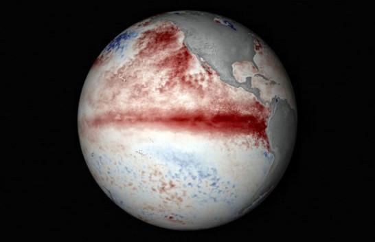 Studim: Ndryshimet klimatike po e bëjnë më të fuqishëm fenomenin El Nino