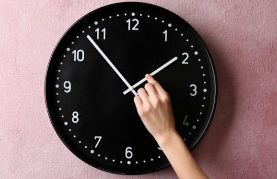 Ndryshimi i orës, të mirat dhe të këqijat!