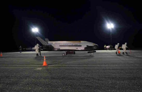 Aeroplani i mistershëm i Forcës Ajrore kthehet në Tokë për më shumë se dy vjet pas nisjes në SpaceX