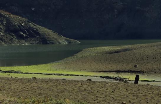 Gjendje alarmante në Gjilan: Bie niveli i ujit në liqenin e Përlenicës