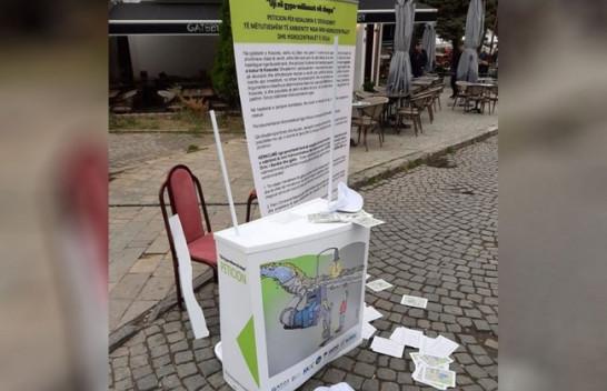 Sulmohen dhe kërcënohen vullnetarët e peticionit kundër ndërtimit të hidrocentraleve