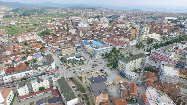 Tërmeti dridh Gjilanin