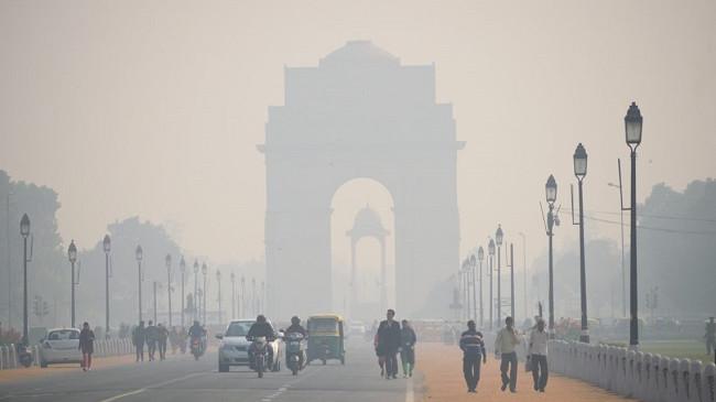 New Delhi kryeson listën e qyteteve më të ndotura në botë