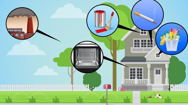 Një studim tregon se ajri brenda shtëpisë tuaj është më i dëmshëm sesa ajri jashtë – ja pse!