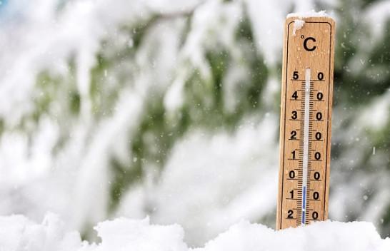 Temperaturat mesatare për muajin dhjetor në qytete evropiane, Prishtina dhe Tirana në mesin e tyre