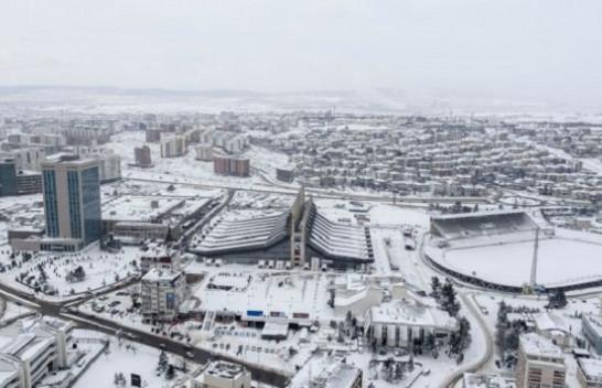 Bie bora e parë në Kosovë, ky është parashikimi i meteorologëve
