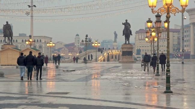Moti për këtë javë në Maqedoninë Veriore, në viset malore priten reshje bore