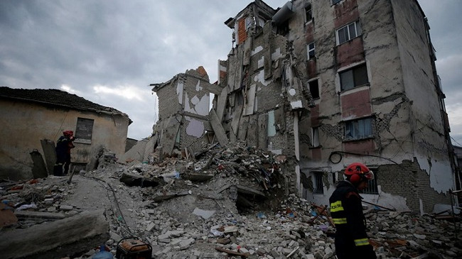 1376 paslëkundje që prej tërmetit të 26 nëntorit