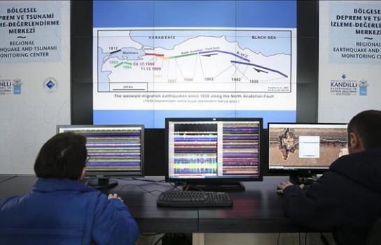 Turqia vendos 1.100 stacione për monitorimin e tërmeteve