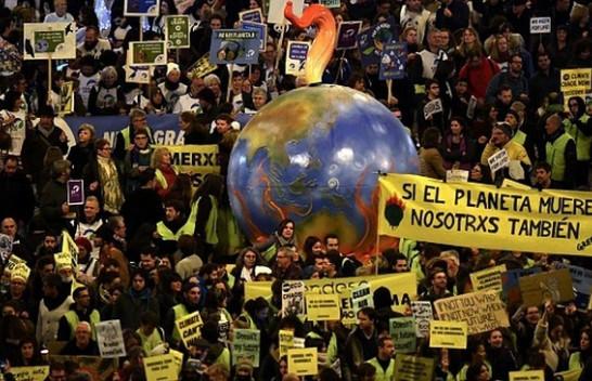 Mijëra njerëz marshuan në Madrid për më shumë veprime kundër ndryshimeve klimatike