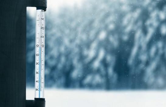 Temperaturat mesatare për muajin janar në qytete evropiane, Prishtina dhe Tirana në mesin e tyre