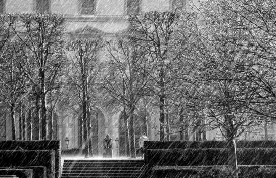 Mesatarja e reshjeve të shiut për muajin janar në qytete europiane, Prishtina dhe Tirana në mesin e tyre