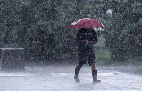 Reshjet mesatare vjetore në qytetet evropiane, Prishtina dhe Tirana në mesin e tyre