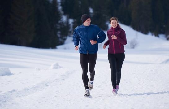 Përfitimet shëndetësore të vrapimit në dimër