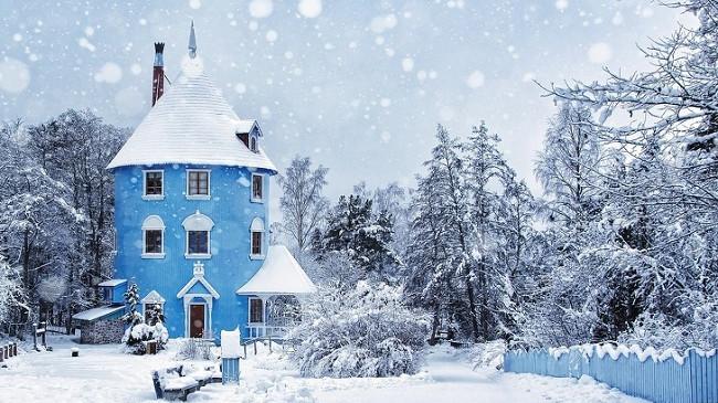 Dimri magjeps i kapur në 17 foto pjesë e saj edhe Kosova