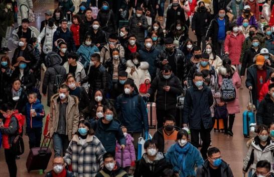 Frika dhe ankthi në epiqendrën e shpërthimit të koronavirusit në Wuhan [Video]