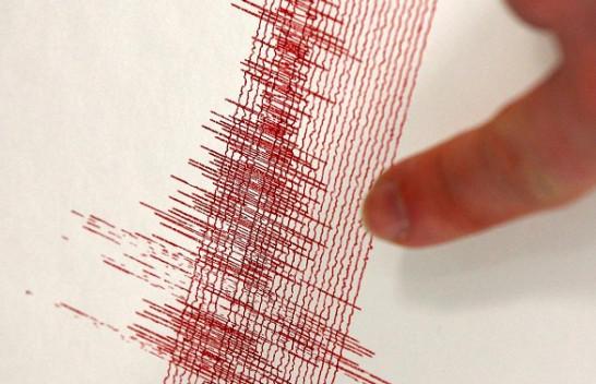 Një tjetër tërmet dridh Shqipërinë gjatë natës