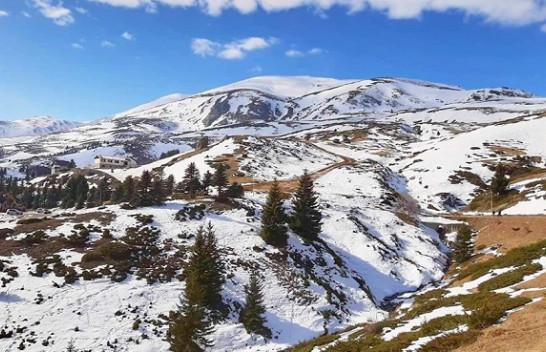 Kujdes gjatë vozitjes, borë në Strazhë, Mavrovë dhe në Kodër të diellit