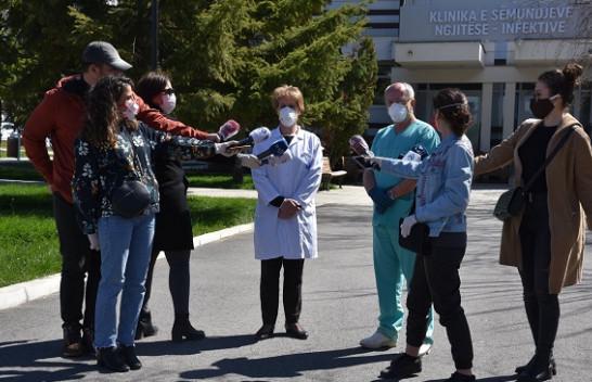 Lajm i mirë/ Shërohet pacienti 77 vjeçar, i cili ishte rasti i parë në Kosovë, i diagnostikuar me COVID-19