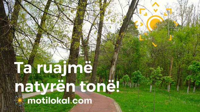 Motilokal.com me kampanjë 'Ta ruajmë natyrën tonë'