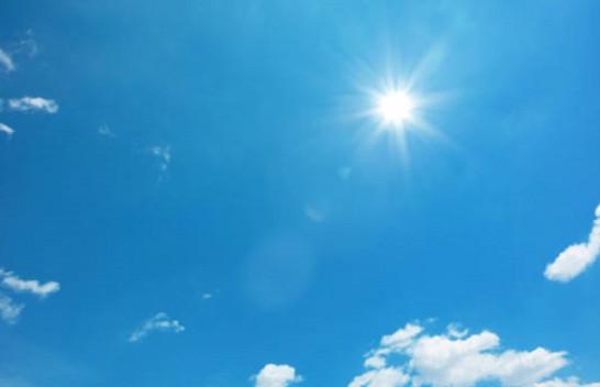Moti me diell dhe vranësira mesatare për sot dhe fundjavë në Maqedoni