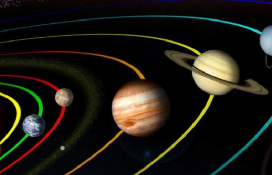 Sistemi Diellor ka lindur nga një përplasje kozmike