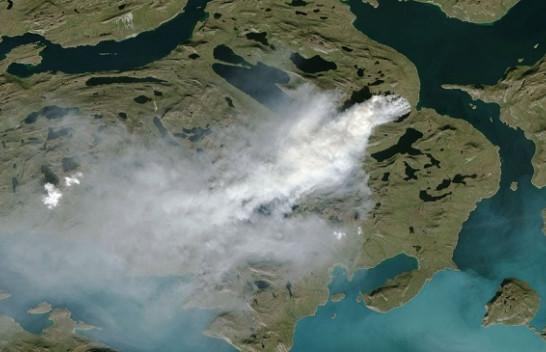Shkencëtarët paralajmërojnë se zjarret 'zombi' mund të rikthejnë flakët masive në Arktik