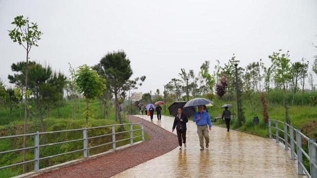 Mot me vranësira dhe reshje shiu në Shqipëri