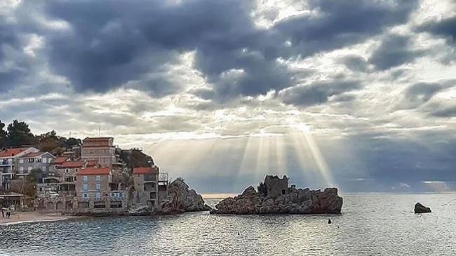 Fundjavë me shi në Mal të Zi