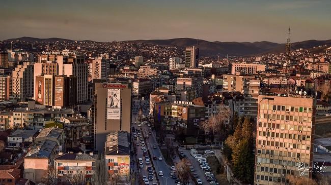 Temperaturat mesatare për muajin qershor në qytete evropiane, Tirana dhe Prishtina në mesin e tyre