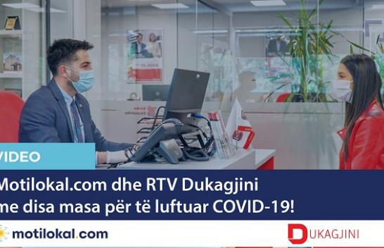 Motilokal.com dhe RTV Dukagjini me kampanjë vetëdijësuese