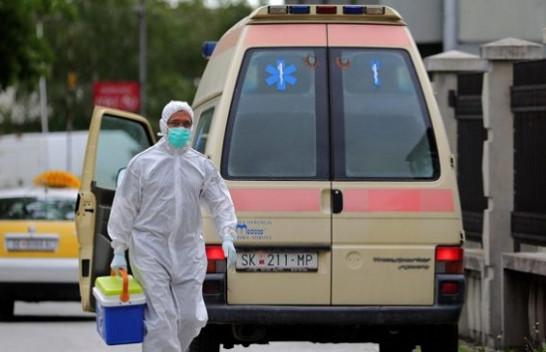 Rritet bilanci i të infektuarve me COVID-19 në Maqedoni, 111 raste të reja me dhe dy të vdekur