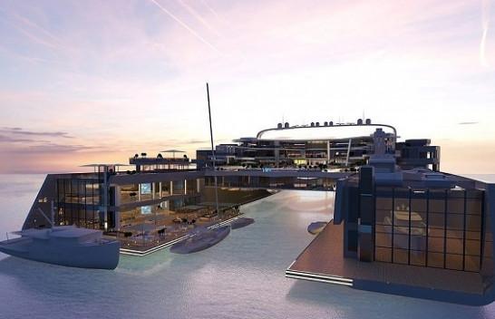 Arkitektët gjermanë projektojnë jahtin e së ardhmes [Foto]