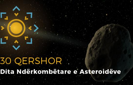 30 Qershori – Dita Ndërkombëtare e Asteroidëve