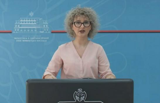 Ministria e Shëndetësisë: 69 raste të reja me COVID-19, tre të vdekur dhe 25 të shëruar