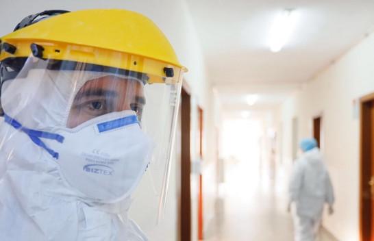 Koronavirusi/ 45 raste të reja, dy humbje jete dhe 54 të shëruar në 24 orët e fundit në Shqipëri