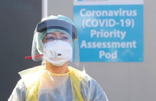 Konfirmohen 205 raste të reja me koronavirus në Maqedoni