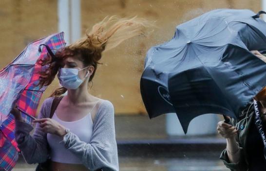 Stuhia tropikale 'Fay' godet SHBA-të