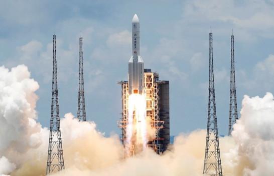 Kina nis misionin e parë në Mars