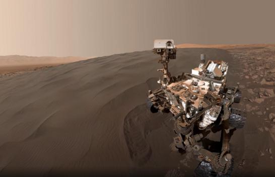 Marsi siç nuk e keni parë kurrë më parë: Imazhet e pabesueshme të kapura nga NASA [Foto+Video]