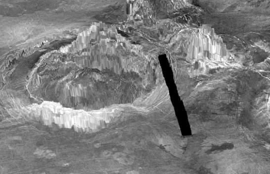 Gjenden 37 vullkane aktive në Venus